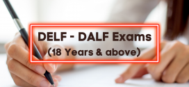 Rules for the Dec 2021 Session : DELF-DALF [ 18 Years & Above ]