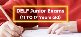 Rules for the Dec 2021 Session : DELF JUNIOR [ 11 to 17 Years ]